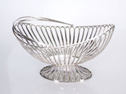 Matthew Boulton bread basket