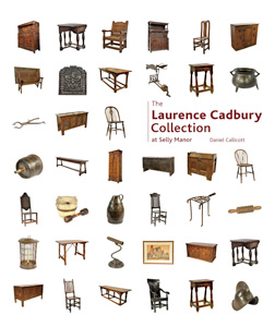laurence cadbury collection book front cover