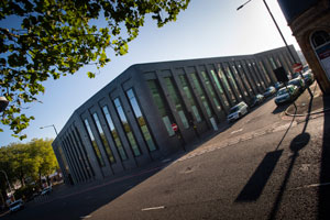 The new Assay Office, Birmingham