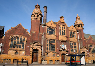Moseley Road Baths front